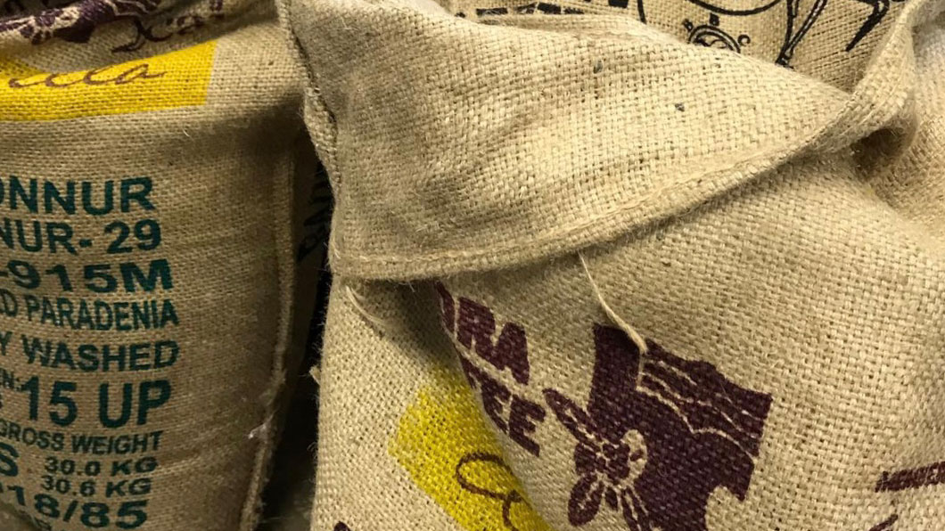 La Ruga –Die Kaffeerösterei –Es geht weiter. Heute röste ich sweet ann und andere Kaffees
