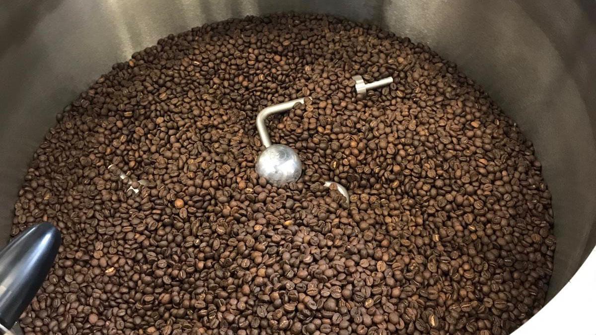 La Ruga –Die Kaffeerösterei –Alle La Ruga Kaffees werden von mir selbst geröstet