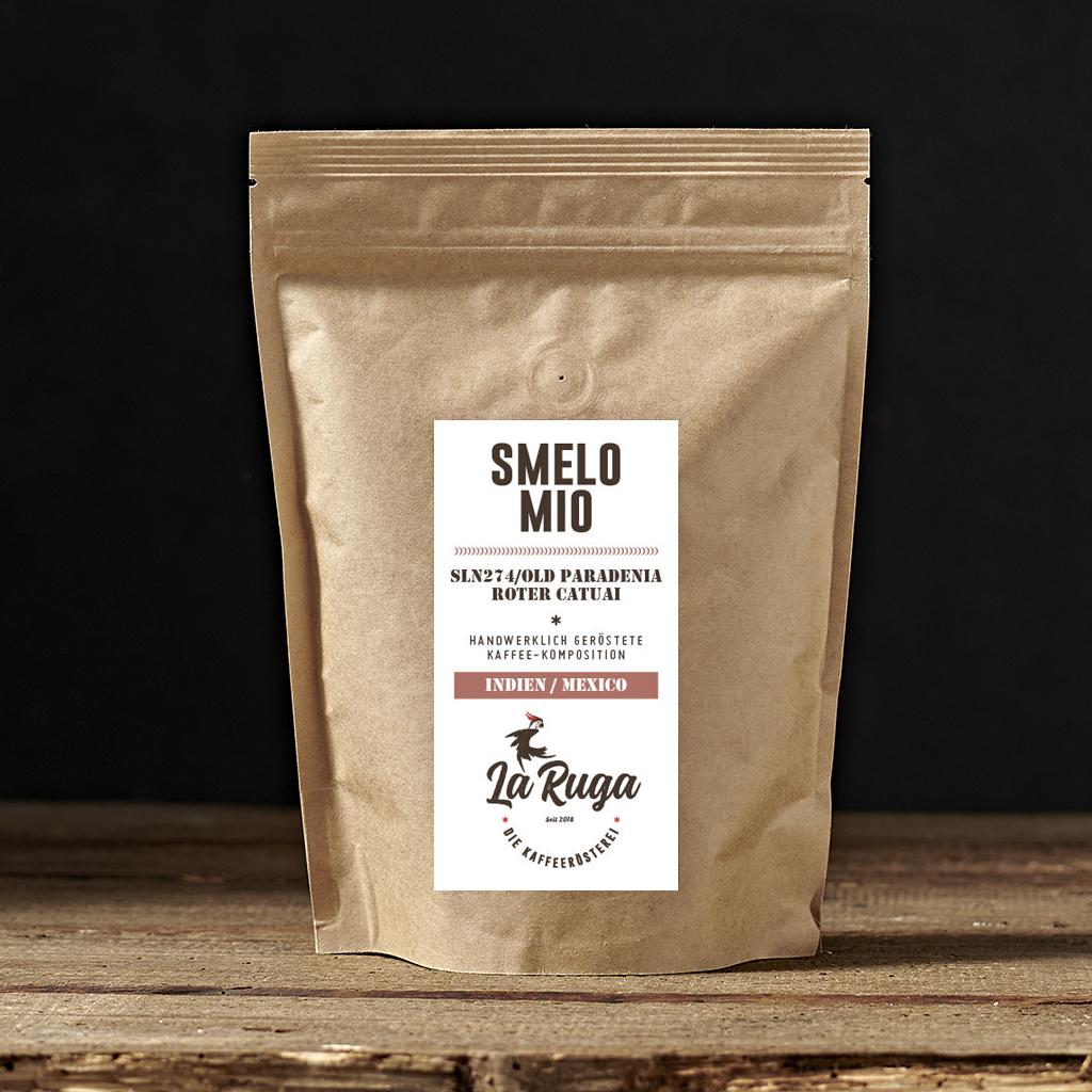 La Ruga –Die Kaffeerösterei –Kaffee smelo mio
