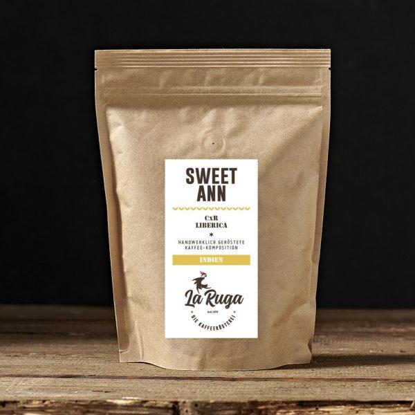 La Ruga –Die Kaffeerösterei –Kaffee sweet ann
